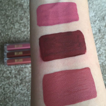 Photo of Milani Amore Matte Lip Crème uploaded by cindy P.