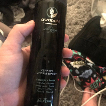 Awapuhi Wild Ginger by Paul Mitchell Keratin Cream Rinse uploaded by Acacia E.