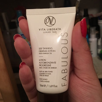 Photo of Vita Liberata Fabulous Self Tanning Gradual Lotion uploaded by Kim R.