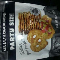Pretzel Crisps® Sea Salt & Cracked Pepper uploaded by Myesha B.