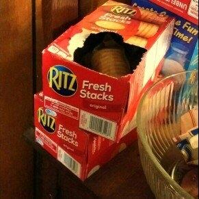 Nabisco® Ritz Fresh Stacks Crackers uploaded by ASHLEE K.
