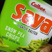 Calbee Snowpea Crisps uploaded by Sovina S.