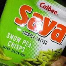 Photo of Calbee Snowpea Crisps uploaded by Sovina S.