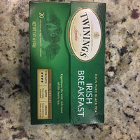 TWININGS® OF London Irish Breakfast Tea Bags uploaded by Lilia B.