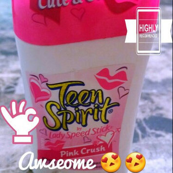 Teen Spirit Pink Crush - Antiperspirant Deodorant, 1.4 oz,(Teen Spirit) uploaded by Elizabeth V.