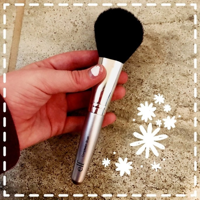e.l.f. Cosmetics e.l.f. Total Face Brush uploaded by member-943086405