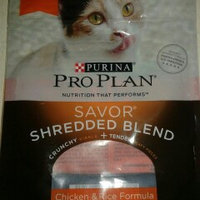 Purina® Pro Plan® Savor® Shredded Blend Adult Chicken & Rice Formula Cat Food 14 lb. Bag uploaded by Melissa S.