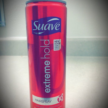 Photo of Suave Extreme Hold 10 Hairspray uploaded by Stephanie A.