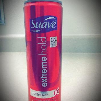 Photo of Suave® Extreme Hold Aerosol Hairspray # 10 uploaded by Stephanie A.