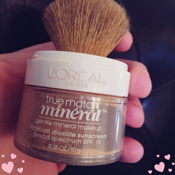 Photo of L'Oréal Paris True Match™ Mineral Foundation uploaded by Tiffany S.