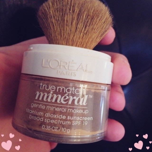 L'Oréal Paris True Match™ Mineral Foundation uploaded by Tiffany S.