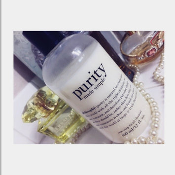philosophy purity made simple one-step facial cleanser uploaded by Sarah L.