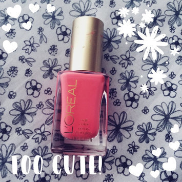 L'Oréal Colour Riche Nail Trend Setter Nail Color uploaded by Kennedy T.