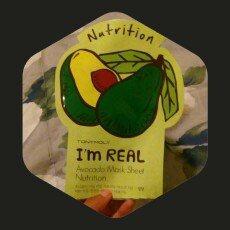 Tony Moly - I'm Real Avocado Mask Sheet (Nutrition) 10 pcs uploaded by Jennifer B.