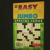 Favorite Easy Crosswords uploaded by Elyse D.