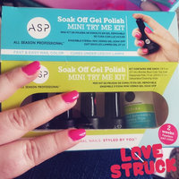 ASP Soak Off Gel Polish Mini Try Me Kit uploaded by Shelby B.