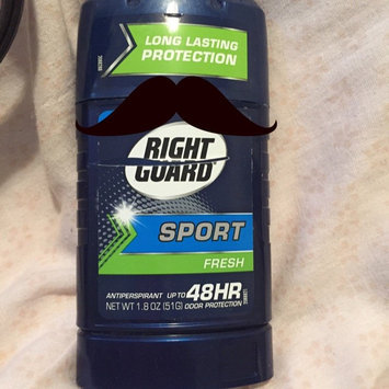 Photo of Right Guard Sport Anti-Perspirant and Deodorant Solid Fresh uploaded by Destiny A.