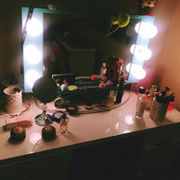 Vanity Girl Hollywood Broadway Lighted Make Up Mirror uploaded by Ashley H.