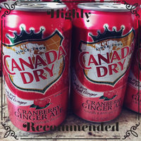 Canada Dry Cranberry Ginger Ale uploaded by Jenna O.