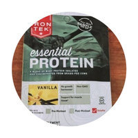 Iron Tek Essential Protein Vanilla uploaded by Haley O.