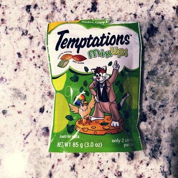 Photo of TEMPTATIONS™ MixUps Treats For Cats Catnip Fever Cat Treats uploaded by Rachel C.