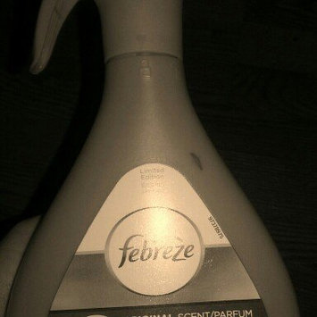 Photo of Febreze Fabric Refresher Fabric Refresher - Tide Original uploaded by April A.