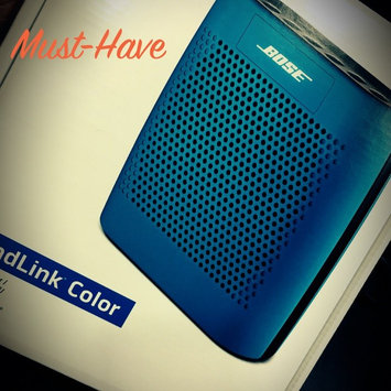 Photo of Bose SoundLink Color Bluetooth Speaker - Blue uploaded by Monique A.