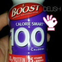 Boost® Calorie Smart® Very Vanilla Balanced Nutritional Drink 4 fl oz. Bottle uploaded by maria a.