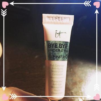 IT Cosmetics Bye Bye Under Eye Illumination Full Coverage Anti-Aging Waterproof Concealer uploaded by Eilyn U.