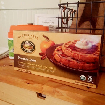 Photo of Nature's Path Waffles Pumpkin Spice - 6 CT uploaded by Jessie E.