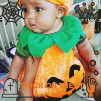 Totally Ghoul Pumpkin Vest Toddler Halloween Costume - HANDERSON HANDICRAFT MFG CO uploaded by Adrii F.