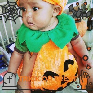 Totally Ghoul Pumpkin Vest Toddler Halloween Costume - HANDERSON HANDICRAFT MFG CO uploaded by Adrii F.