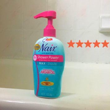Nair Shower Power Max with Moroccan Argan Oil uploaded by Monike H.