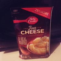 Betty Crocker™  Mashed Potato Pouches Four Cheese uploaded by Kianna A.