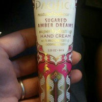 Pacifica Sugared Amber Dreams Hand Cream uploaded by Melissa S.