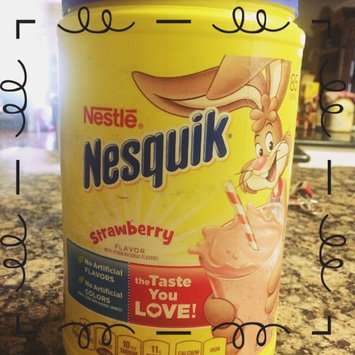 Photo of Nesquik® Strawberry Flavor Powder uploaded by Damaris T.