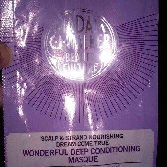 Photo of Madam C.J. Walker Beauty Culture Dream Come True Wonderful Deep Conditioning Masque uploaded by Jennifer G.