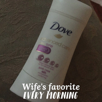 Dove Advanced Care Deodorant, Pure Powder, 2.6 oz uploaded by Ariel H.
