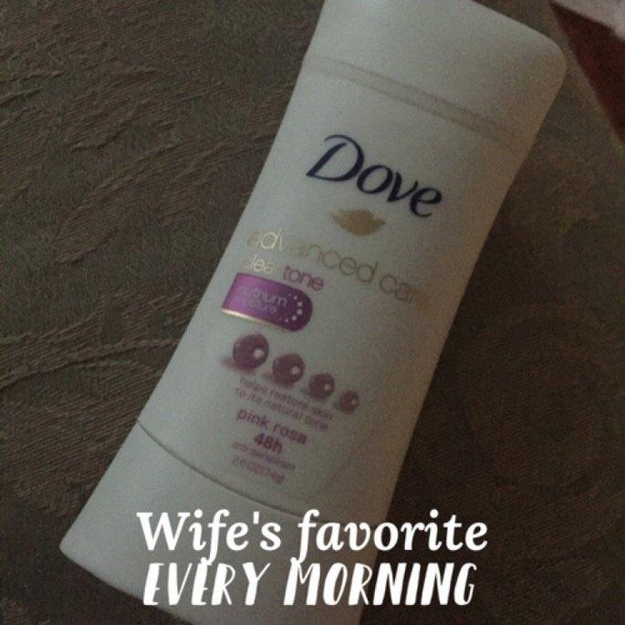 Dove Advanced Care Deodorant, Pure Powder, 2.6 oz uploaded by Ariel H.