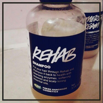 LUSH Cosmetics Rehab Shampoo uploaded by Yalitza G.
