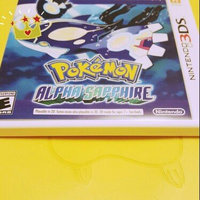 Pokémon: Alpha Sapphire (Nintendo 3DS) uploaded by Colton D.