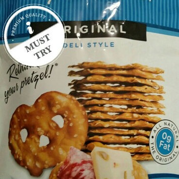 Photo of Pretzel Crisps® Crackers Original uploaded by Hayli Z.