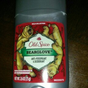 Photo of Old Spice Wild Collection Deodorant Bearglove uploaded by Brittanee W.