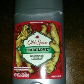 Old Spice Wild Collection Deodorant Bearglove uploaded by Brittanee W.