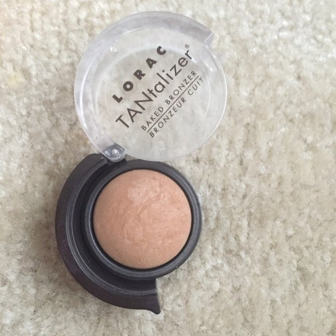 LORAC TANtalizer Baked Bronzer uploaded by Kelsey B.