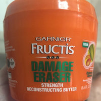 Garnier Skin and Hair Care Fructis Damage Eraser Strength Reconstructing Butter Hair Mask for Distressed and Damaged Hair uploaded by Nicole B.