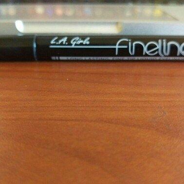 La Girl L.A. Girl Fineline Long Lasting Fine Tip Liquid Eye Liner uploaded by Sandra N.