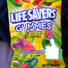 Photo of Life Savers Five Flavor Gummies uploaded by Jimmie S.