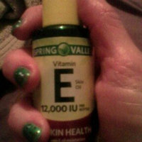 Spring Valley Vitamin E Skin Oil 12 uploaded by Malissa C.