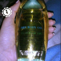 OGX® Hydrating Moroccan Argan Body Oil uploaded by Tori C.